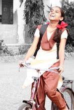 Bicycle Girl : Dhanashree