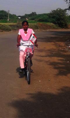 Rajani Biking