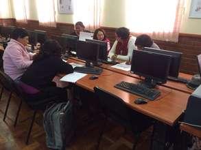 St Mary's teachers planning for term 2 success