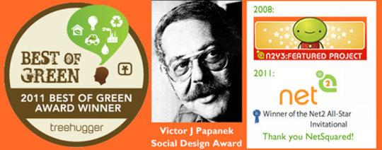 Green Map's 2011 Awards