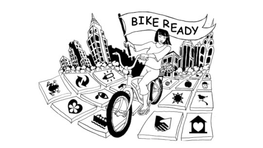 Bike Ready is in the news!