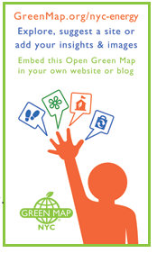 Sharing Open Green Maps is easy!