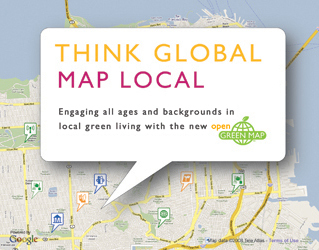 Think Global, Map Local!