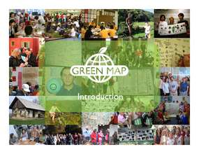 Introducing Green Mapmaking (slideshow) (PDF)