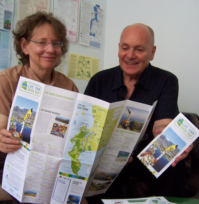 Visiting Green Mapmakers share outcomes