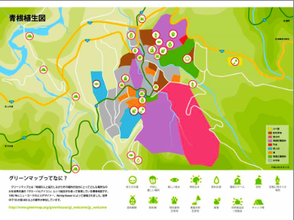 Protecting the rural environment of Aone Japan