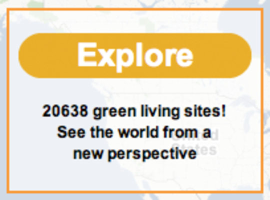 Milestone: 20,000 Open Green Map Sites