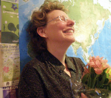 Our Founder celebrates Green Map's many milestones