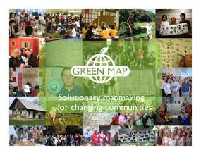 Climate and Energy Green Maps, NYC & Global (PDF)