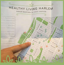 Healthy Living Harlem's Eco Justice Green Map