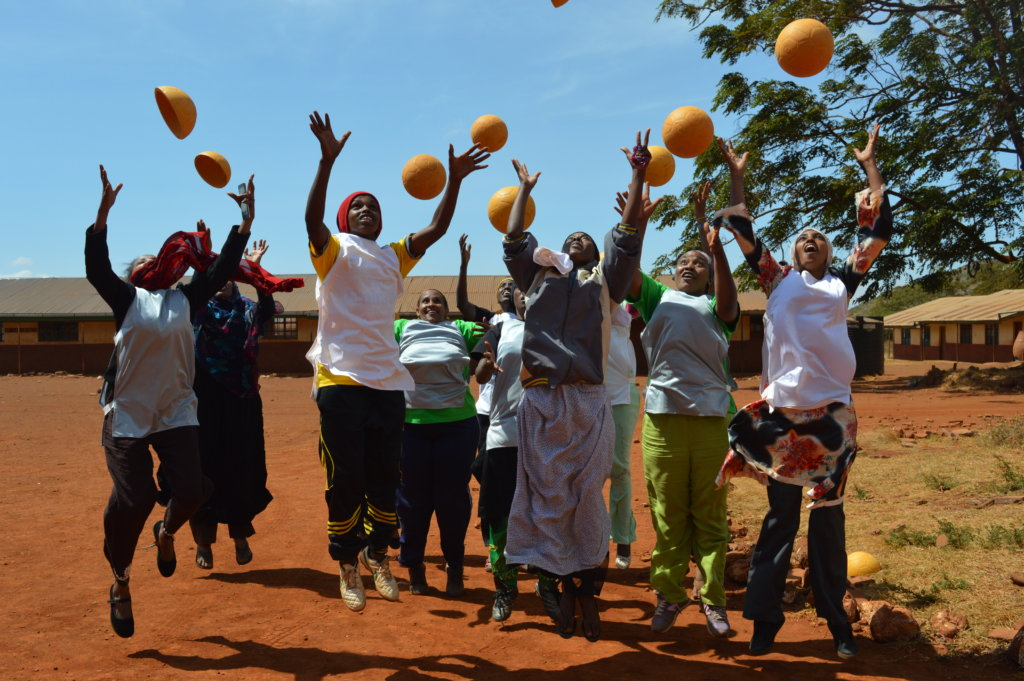 Champion for 25 Girls in Northern Kenya