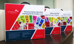 Personal Safety Education Kit in 3 languages