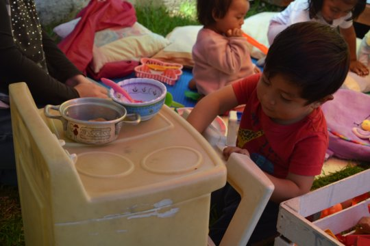 Health and education for children in Chiapas