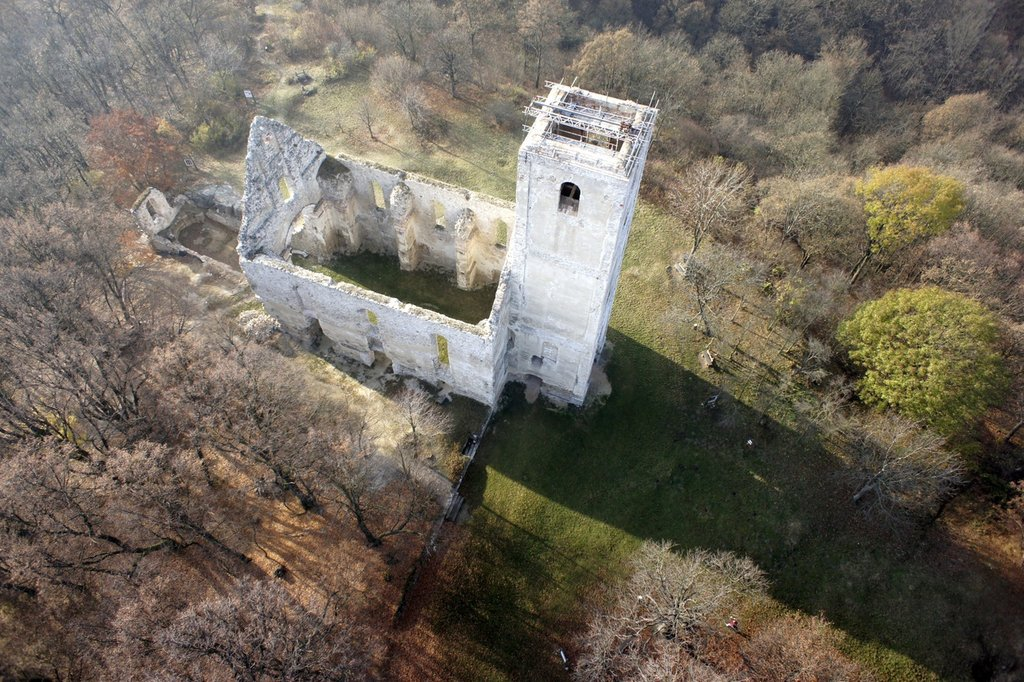 Save the ruins of a Slovak monastery - Katarinka