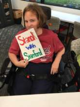 Stand with Stanford!  And donate to SPARC!