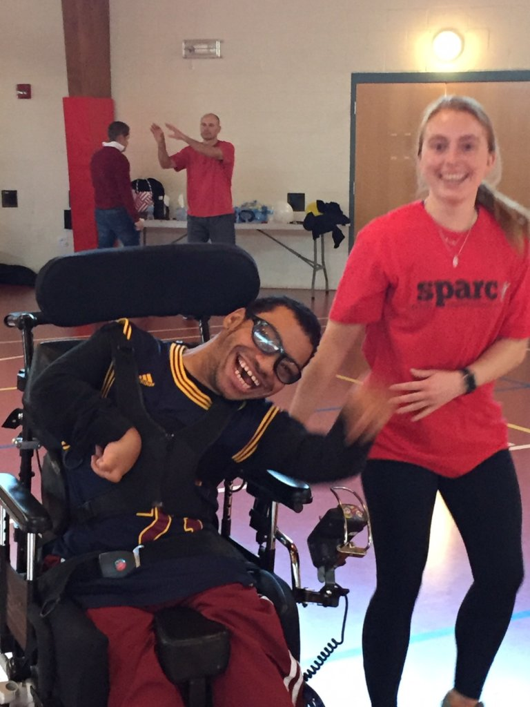 Adapted Zumba - anyone can do it!