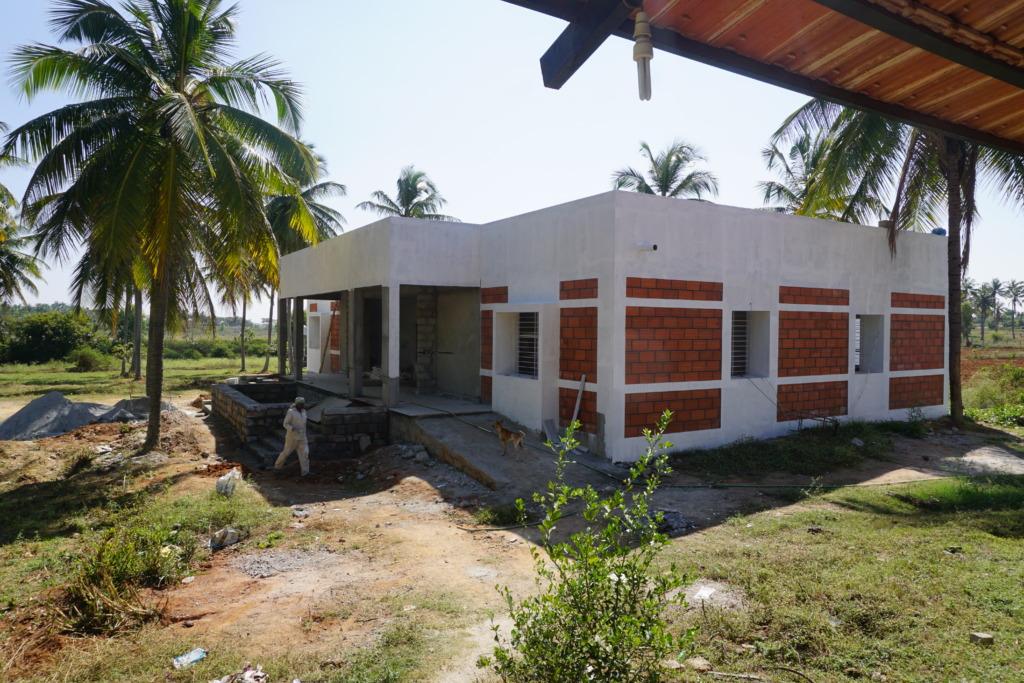 Girls Hostel Building 1