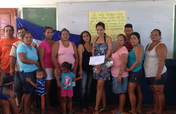 Building a library for needy students in Nicaragua