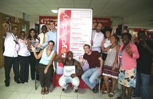 BusyInternet & GMA Staff Together