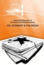 Oil Conference Program (PDF)