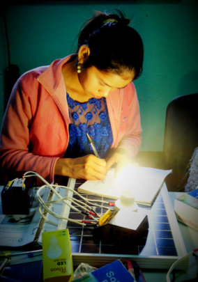 Mayan Power and Light education and opportunity