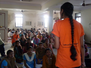 Krithika shares her journey as a Changemaker