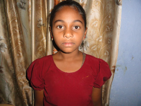 Poor Girl Children in need for Quality Education