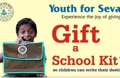 Sponsor School kits for needy Indian children-2015
