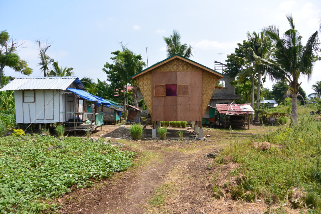Build 40 homes for Haiyan Survivors in Cebu