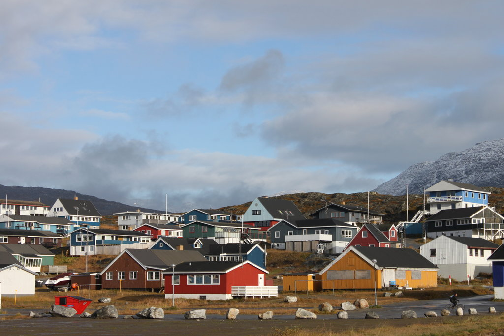 Alcohol-free spaces for children in Greenland