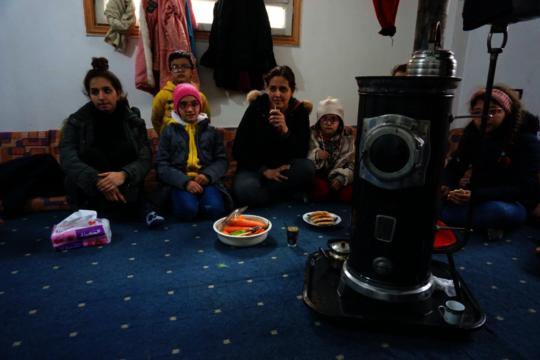 Diakonie Katastrophenhilfe Syria