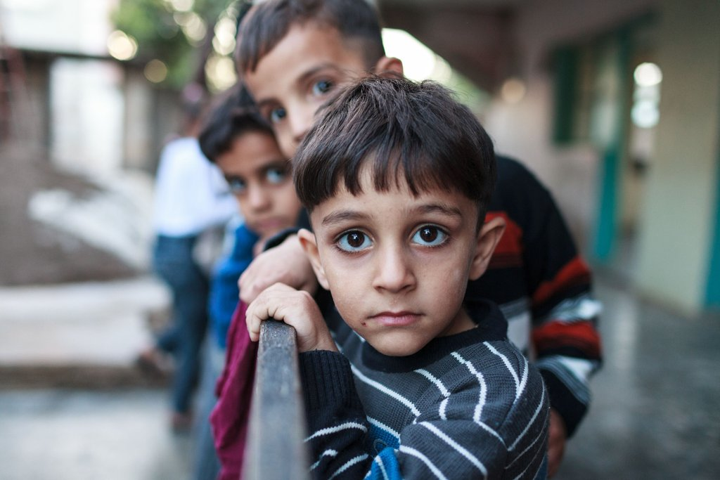Give Food Vouchers to 400 Syrian Refugee Families