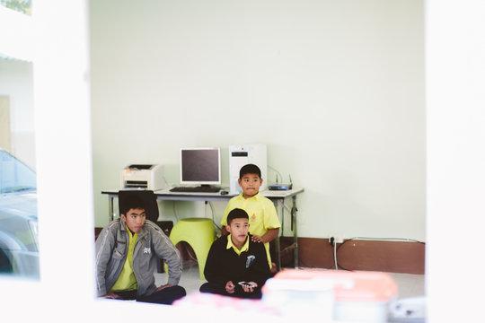 Computer Lab for 150 At-Risk Children in Thailand