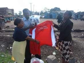 Kick Aids out of Kenya.