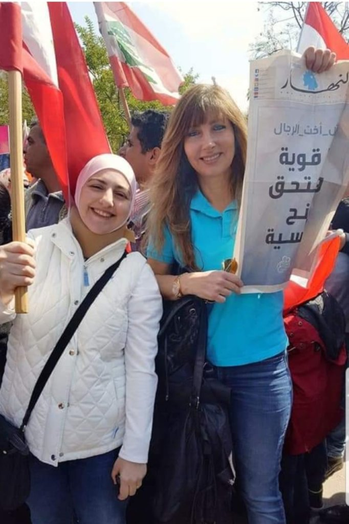 StandWithWomen in the Middle East to Create Change