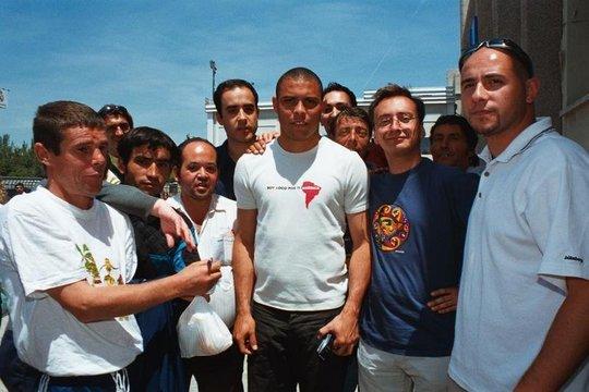 Meeting Ronaldo