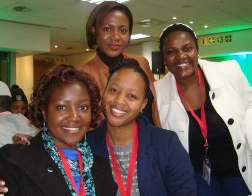 Supporting Women in Science in Southern Africa