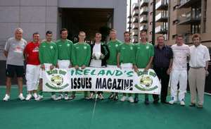 Ireland's Homeless World Cup Squad