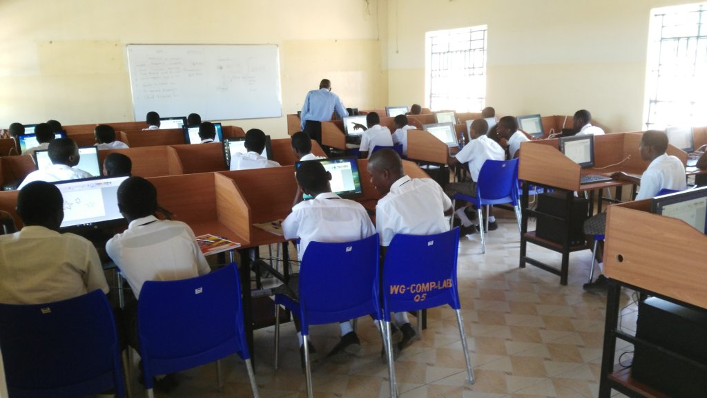 Computer Skills class time