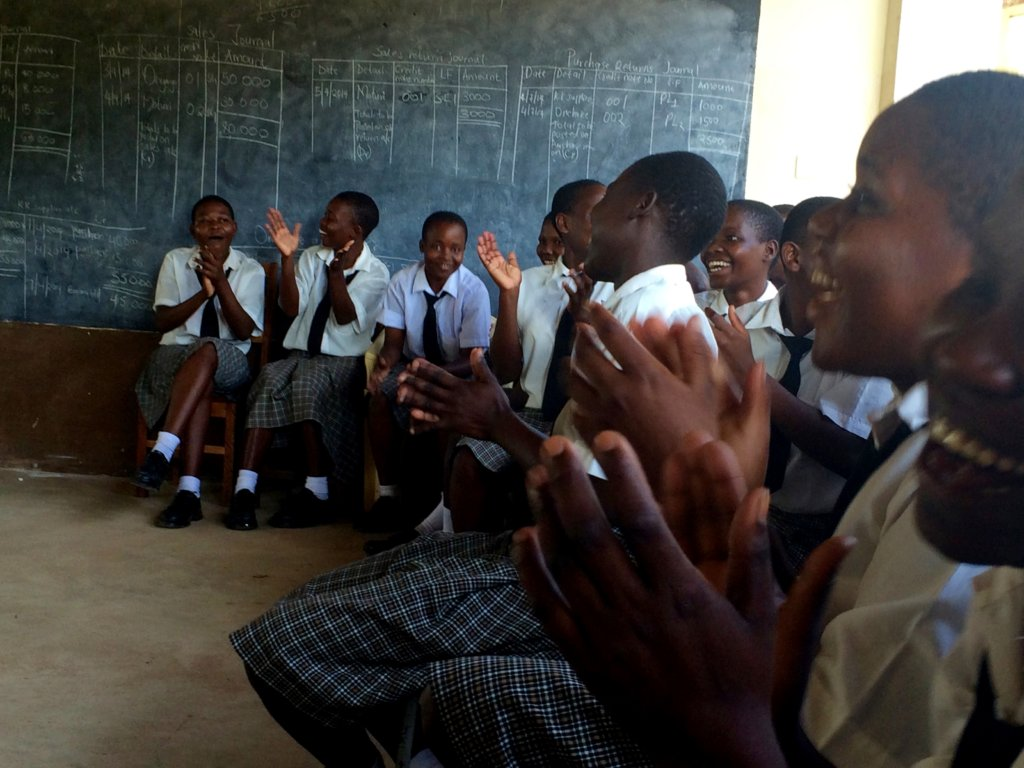 Empower and Educate WISER girls in rural Kenya