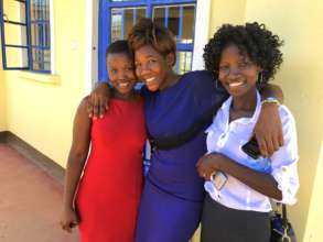 Alumni return to WISER to Share and Inspire