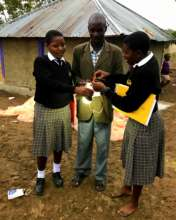 WISER Girls Reach Out with Engineering Projects