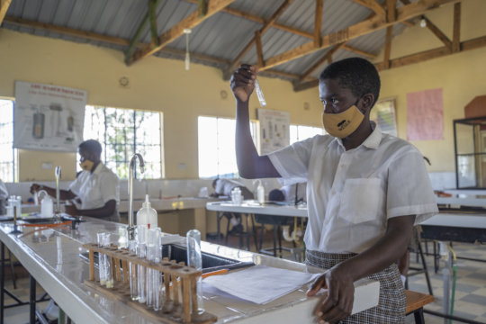 Keep Girls In School and Out of Marriage in Kenya