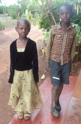 Mutheu and Wambua