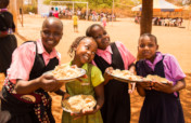 Feed 1,800 orphaned children in rural Kenya.