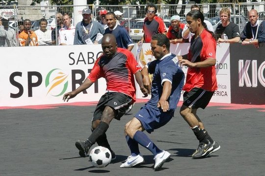 USA Pitch Action