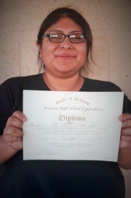 Congrats GED Grads!