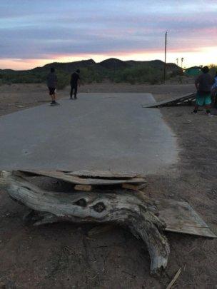 Future GuVo Skatepark