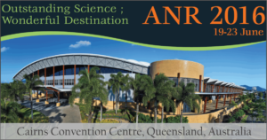 The ANR2016 conference