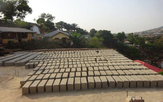 Blocks for second level